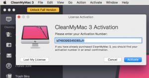 cleanmymac x activation crack