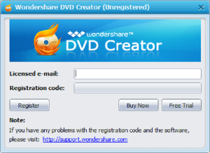 wondershare dvd slideshow builder free licensed email and registration code