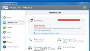ESET Nod32 Antivirus 12.1.34.0 License Key Plus Crack ...